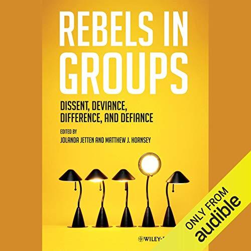 Rebels in Groups Titelbild