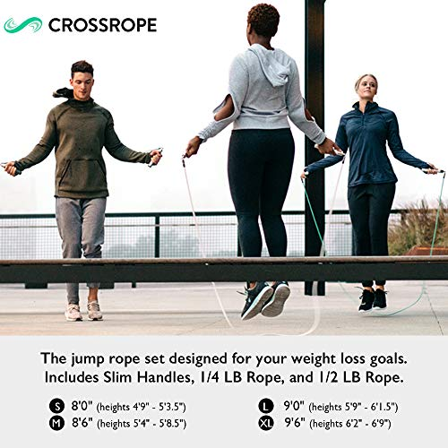 Crossrope Get Lean Set - Starter Medium