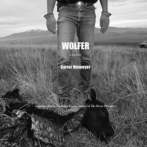 Wolfer Audiobook By Carter Niemeyer cover art
