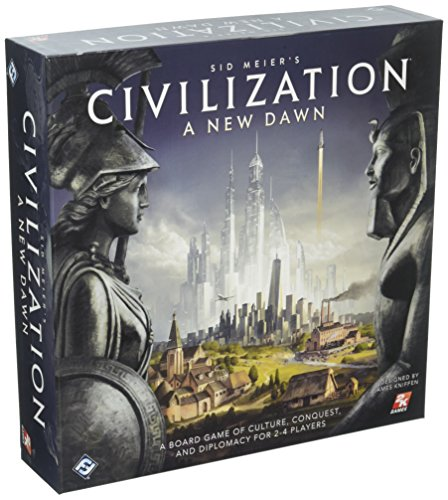 Fantasy Flight Games FFGCIV01 Sid Meier's Civilization: A New Dawn