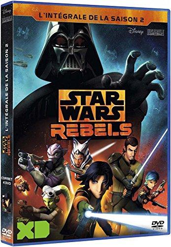 Star Wars Rebels-L'intégrale de la Saison 2