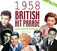 The 1958 British Hit Parade Part 2 by Various (2011-11-08)