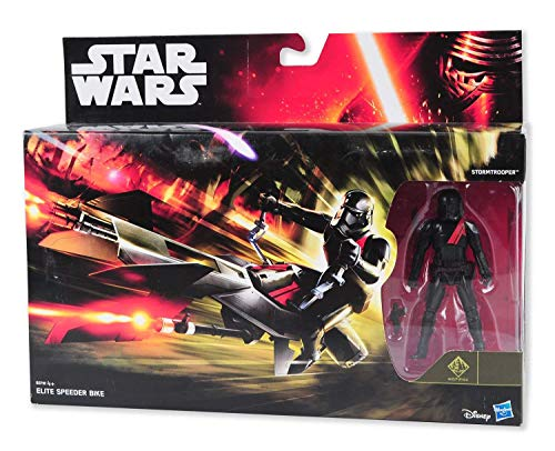 Hasbro Star Wars Véhicule de Collection – Assault Walker avec Stormtrooper Sergent Figurine de Jeu