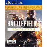 PS4 BATTLEFIELD 1 REVOLUTION EDITION (ENGLISH) (ASIA)