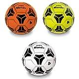 Mondo Toys - Pallone da Calcio MINI HOT PLAY TANGO Pvc- per bambina/bambino - Colore Bianco - 05329