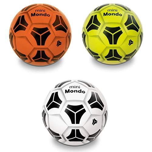 Mondo 05329 Italia Toys-Fußball Mini Hot Play Tango PVC-für Mädchen/Jungen-Farbe Weiß-05329, Mehrfarbig