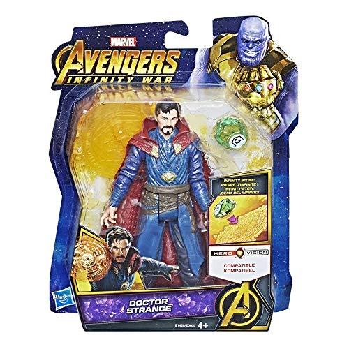 Hasbro Avengers Infinity War Figur Doctor Strange, Mehrfarbig, E0605_E1420EU4