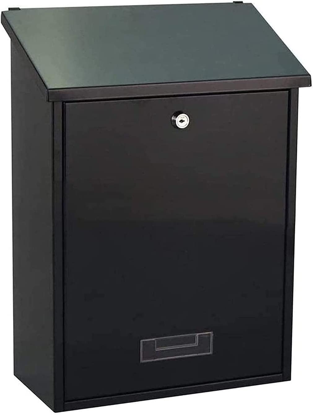 SSHA Outside Post Boxes Locka Wall-Mounted Mailboxes Super beauty product restock quality top for Outlet sale feature