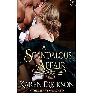 A Scandalous Affair audiobook cover art