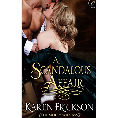 A Scandalous Affair audiobook cover art