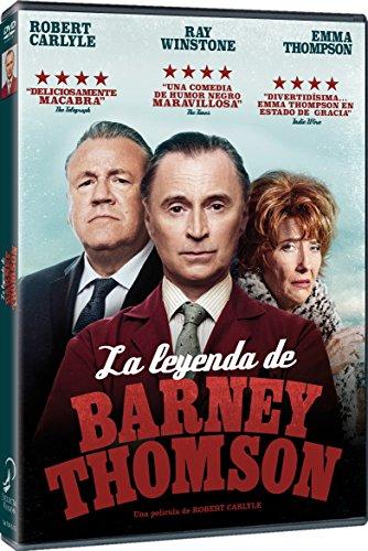 La Leyenda De Barney Thomson [DVD]