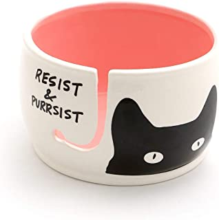 Pink Pussycat Yarn Bowl