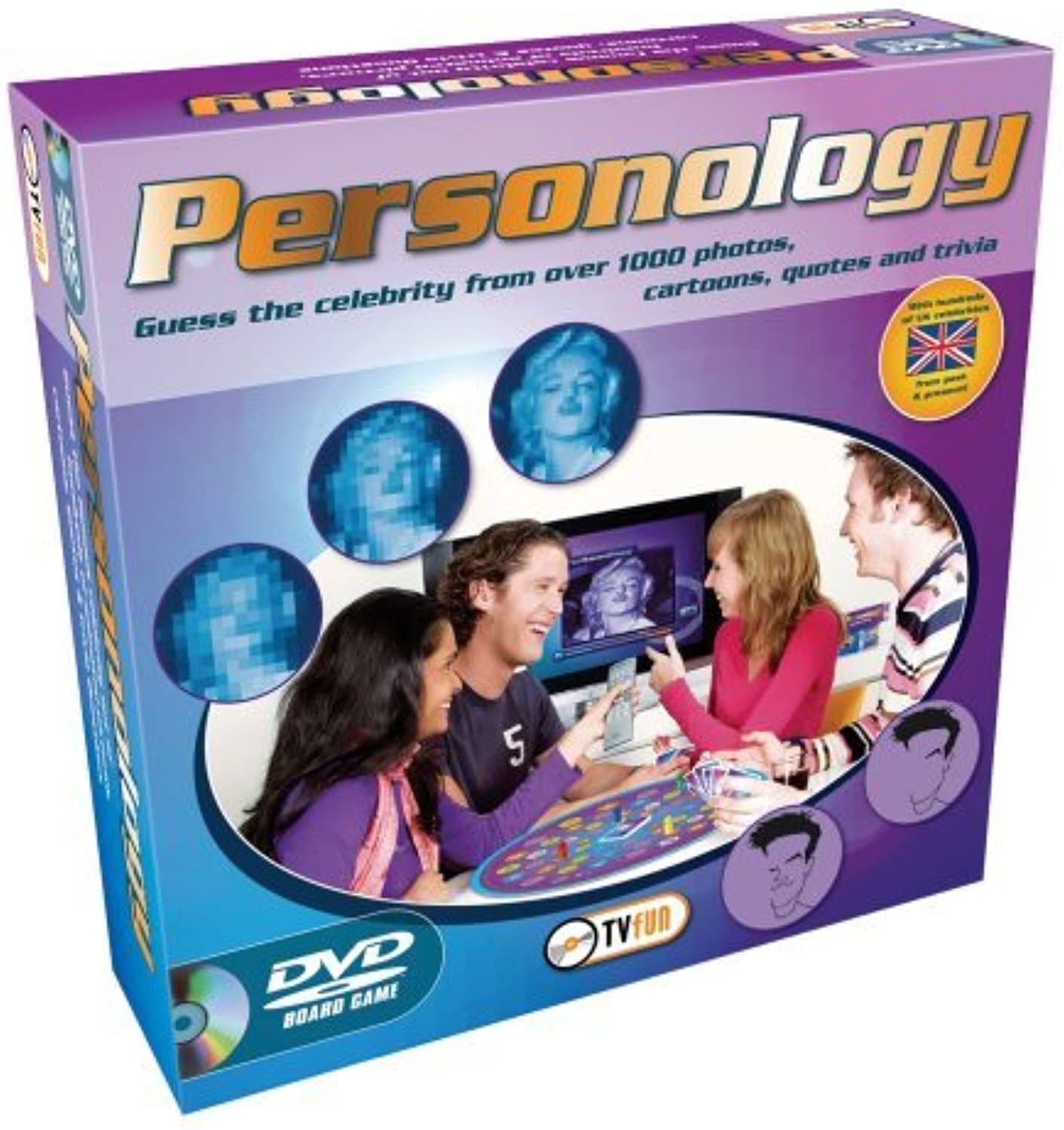 Personology by Re creation Group Plc
