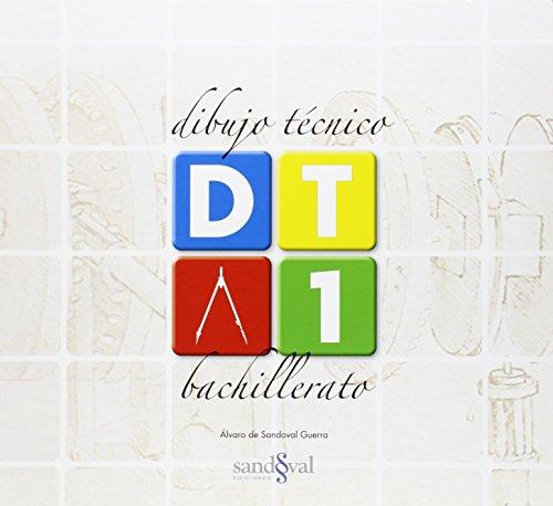 DIBUJO TÉCNICO 1 (DT 1) • 1º BTO: (INNOVACION LOMCE) - 9788494155475
