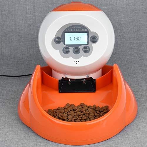 Bxiaoyan Automatische Haustierzuführung for Die Aufnahme Intelligente Haustierzuführung Zeitgesteuerte Fütterungsmaschine for Katzen Und Hunde Füttern Der Katze Füttern des Hundes
