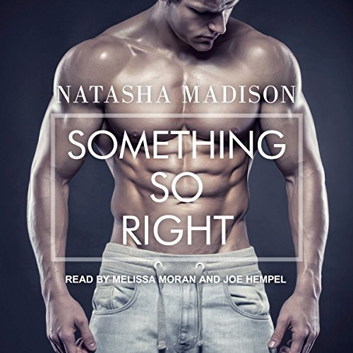 Something So Right audiobook cover art