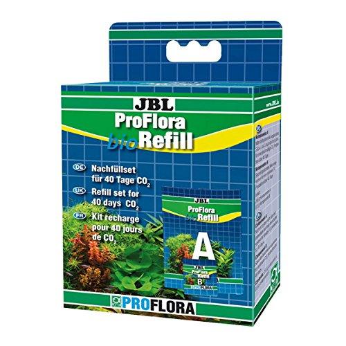 JBL proflora biorefill 63043Set de relleno para Bio de CO2de düngea absorbentes