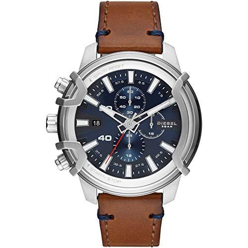 Diesel - Herren Chronograph Blue Dial Watch - DZ4518