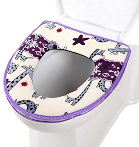 Noble Salle de Bains Toilettes Mat Belle WC Mat-11