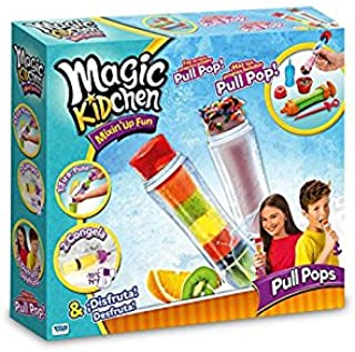 Magic Kidchen - Pull Pops Pack Doble con Accesorios (Funtastic 00201)
