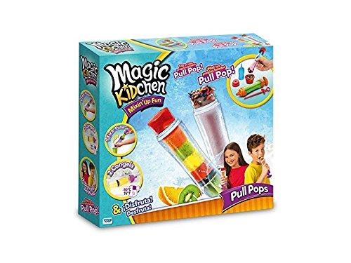 Magic Kidchen Pull Pops Doppelpack mit Zubehör (Funtastic 00201)