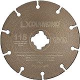 LXDIAMOND Disco de corte de diamante X-LOCK de 115 mm para amoladora angular Bosch X-Lock de 115 mm