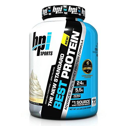 BPI Sports 2.27 kg Vanilla Swirl Best Protein