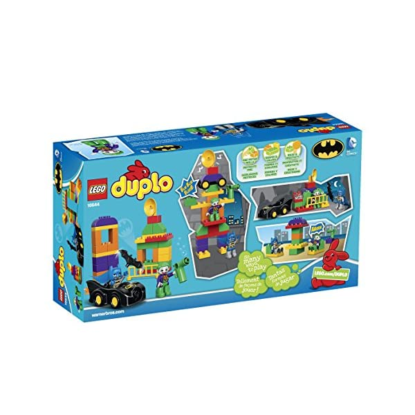 LEGO DUPLO Super Heroes The Joker Challenge 10544 Building Toy by LEGO 5