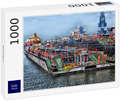 Lais puzzel Rotterdam 1000 stuks