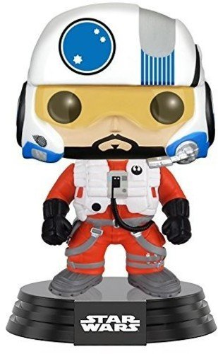 Figurine Pop ! Star Wars 110 - Bobble-Head Snap Wexley (Star Wars : Le Réveil de la Force)
