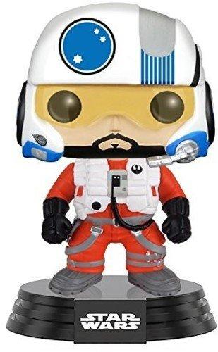 Funko - BOBUGT777 - Figurine de Collection - Star Wars Ep Vii - Pop - Vinyle - 110 Snap Wexley