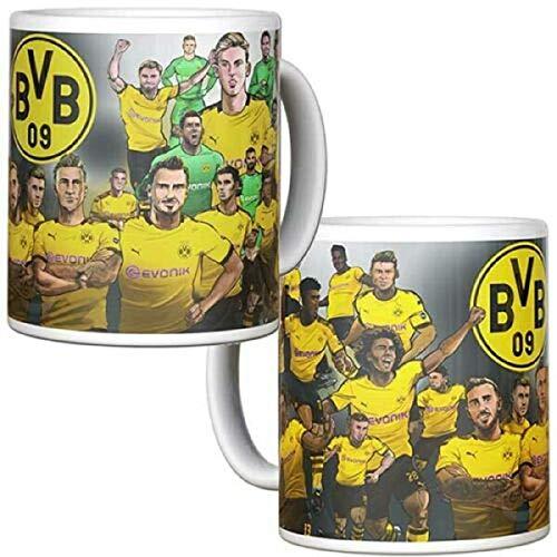 Borussia Dortmund BVB Kaffeebecher/Tasse ** Comic **