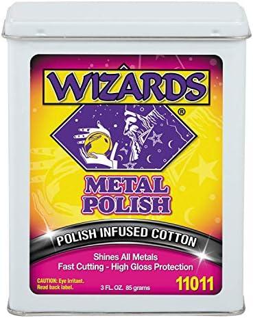 Wizards Metal Polish (Power Seal for Metal, 8 oz.)