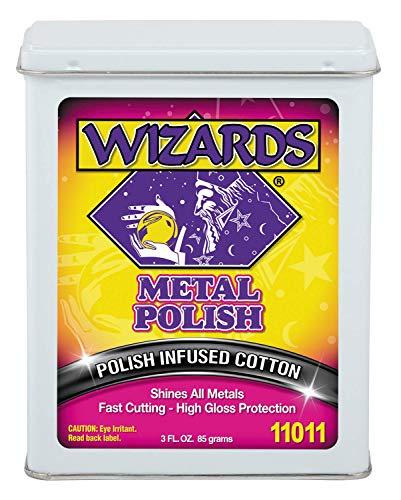 Wizards Metal Polish (Metal Polish Cloth)
