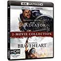 Gladiator/Braveheart 2-Movie Collection (4K Ultra HD + Digital)