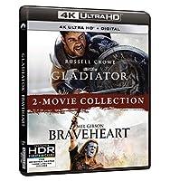 Gladiator / Braveheart 2-Movie Collection [Blu-ray]