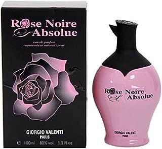 Giorgio Valenti - Rose Noire Absolue Eau De Parfum Spray 100ml/3.3oz