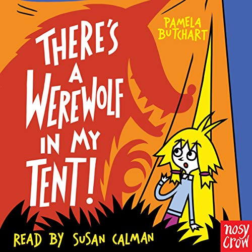 There's a Werewolf in My Tent! cover art