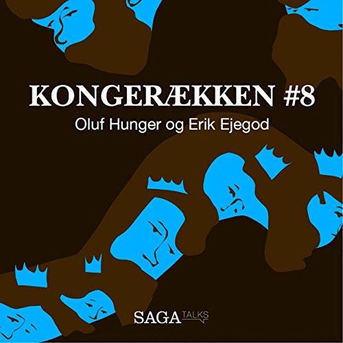 Couverture de Oluf Hunger og Erik Ejegod