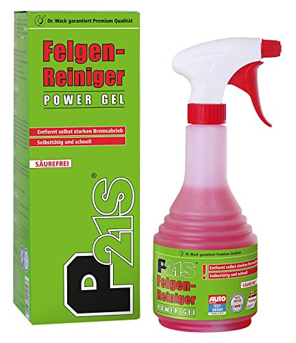 Dr. Wack - P21S Felgen-Reiniger POWER GEL, 500 ml (#1250)