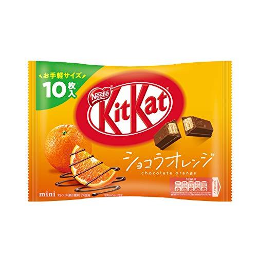 キットカット ミニ ショコラオレンジ 10枚×6袋セット