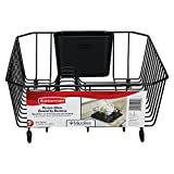 Best Dish Drainers - Rubbermaid FG6008ARBLA Sink Dish Drainer, 18 Inch Review