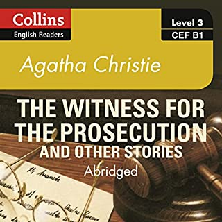 Witness for the Prosecution and Other Stories audiobook cover art