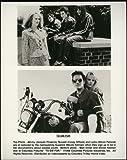 "Nicole Kidman & Matt Dillon On Motorcycle 8"" X 10"" ""To Die For"" Original Lobby Card Photo"