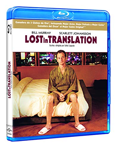 Lost In Translation (+ BD) [Blu-ray]