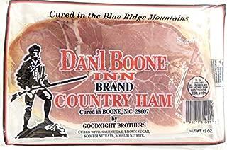 Dan'l Boone Ham Brand Country Ham Prime Cut Center & Ends Cut 1 - 12 oz. Pack