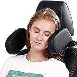 XERGUR Car Seat Headrest Pillow, Memory Foam Neck Pillow for Kids and Passenger, Adjustable on Both...