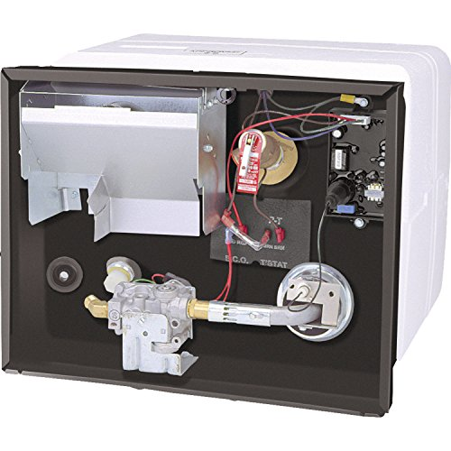 Atwood 94022 Combination Gas/Electric Water Heater - 10 Gallon, LP/Electric