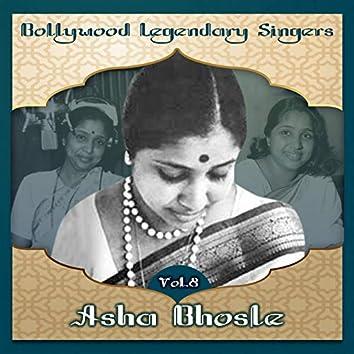 Bollywood Legendary Singers, Asha Bhosle, Vol. 8