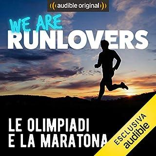 Le Olimpiadi e la Maratona copertina